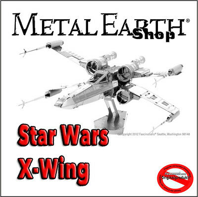 Metal Earth Star Wars X-Wing Starfigther