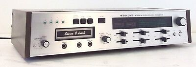 Vintage Electone Stereophonic 8 Track Hi-fi Tape Player Tape Recorder RARE!