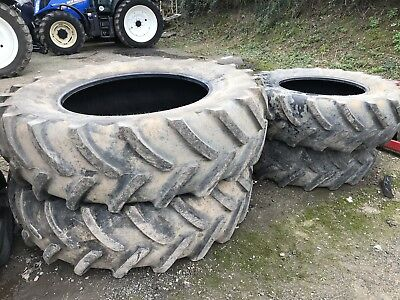Tractor Tyres 520/85/42 & 420/85/30