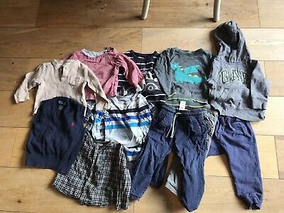 boys bundle 12-18 months, Zara, M&S, GAP, Ralph Lauren