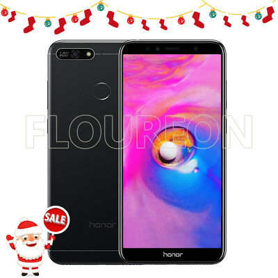 Huawei Honor 7A 5.7 Inch Octa Core 4G Handy 2G+16GB 3000mAh Face ID Android 8.0