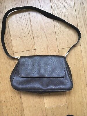 LOUIS VUITTON HANDBAG   SAC LOUIS VUITTON D EPAULE TOILE DAMIER ... add58750450