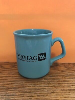Light Blue Maytag Cup