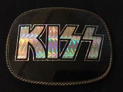Vintage Mexican Kiss Belt Buckle Not Pacifica