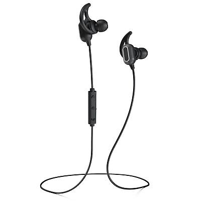 Phaiser BHS-760 Bluetooth Headphones, Magnetic Wireless Sport Headset for with