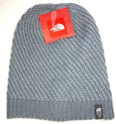 The North Face Women's  Winter Hudson  Beanie Grey Hat Great Christmas Gift
