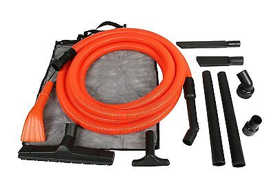 Cen-Tec Systems 90870 Wet/Dry Vacuum Accessory Kit with 25-Foot Hose