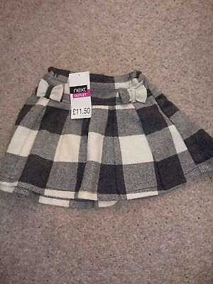 BNWT Baby Girl Next Skirt Age 12-18m