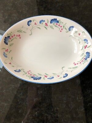 Royal Doulton Expressions Windermere Oval Vegetable Dish Excellent Condition