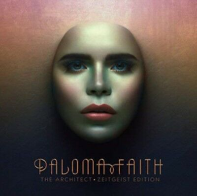 Paloma Faith - The Architect (Zeitgeist Edition) (CD) *NEW/SEALED* FREE P&P