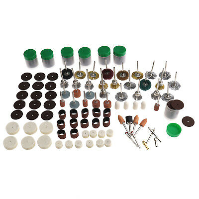 340PCS Electric Grind Mini Rotary Power Drill Accessory Tool Set