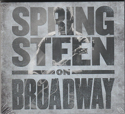 Springsteen On Broadway Factory Sealed NEW CD Free 1st Class UK P&P