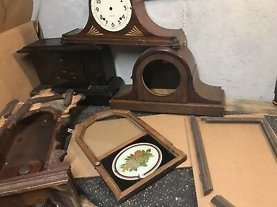 Seth Thomas Clock Case Parts Repair