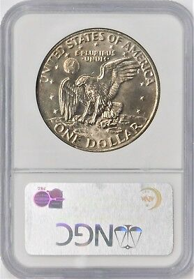1973-D Eisenhower Dollar - NGC MS65 !!!