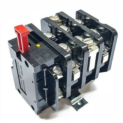 General Electric (GE) CR324G610F Thermal Overload Relay, 3-Pole, 1NC