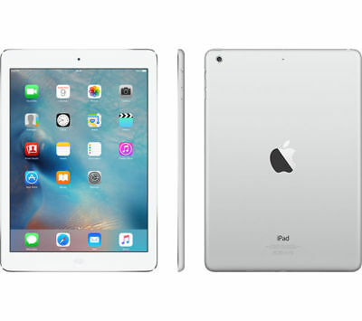2ND by Renewd Apple iPad Air 1 Wifi refurbished door 2ND - 16GB Zilver