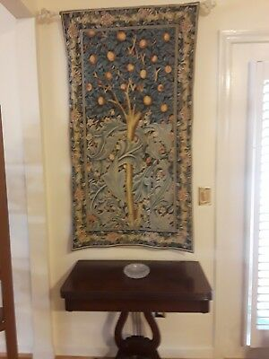 "Vintage French Tapestry Wall Hanging. 57""x31,5"" Great condition. Made in France."