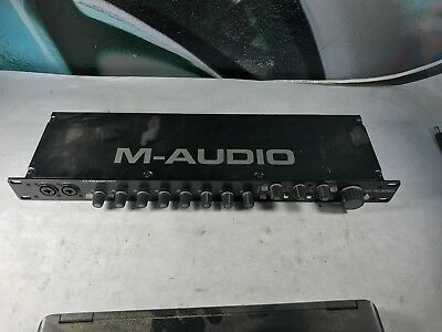 M-Audio M-Track Eight 8 Channel USB Audio Interface - AS-IS POWER DEAD