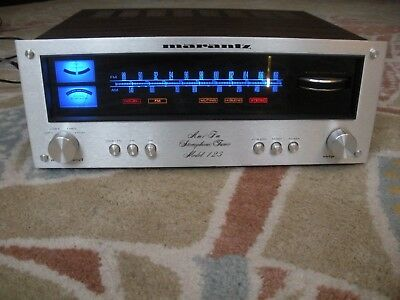 Marantz 125 Solid State Am/fm Stereophonic Tuner