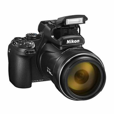 "Nikon COOLPIX P1000 16.7MP Digital Camera with 3.2"" LCD"