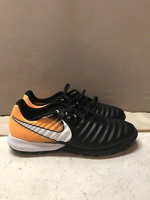 539d3d49b3ce Nike TIEMPOX Finale TF (897764-008) Laser Orange-Black Volt Mens