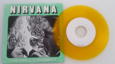 Nirvana    The Triple Platinum EP