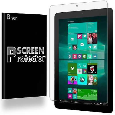 """[2-PACK BISEN] Clear Screen Protector Guard For RCA Cambio 10.1"""" (W101SA23T1)"""