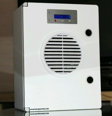 Halo generator salt room therapy halogenerator for larger rooms