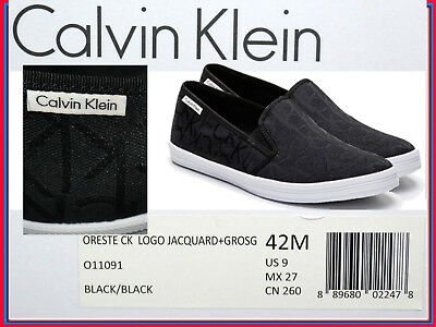 brand new a709b 0d6f4 CALVIN KLEIN Chaussures Homme 42 EU  8 UK   9 US  ICI AVEC REMISE