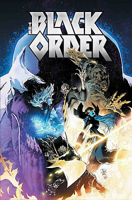 BLACK ORDER #1 (OF 5) CVR A Marvel Comics 2018 NM 11/14/18 1st Print