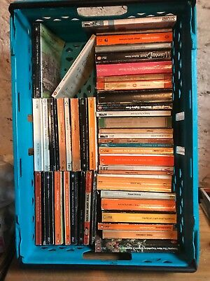 Large Collection Of Vintage Pengin Books