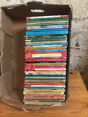Large Collection Of Ladybird Books