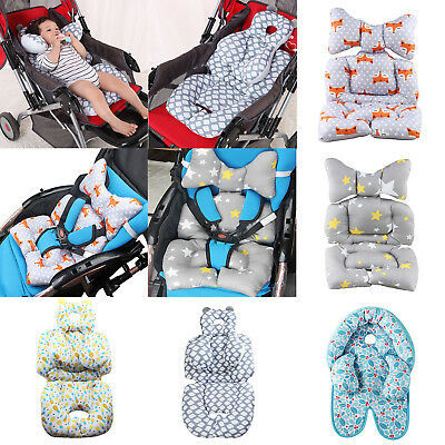 Infant Baby Stroller Seat Cushion Pad Pushchair Car Safe Seat Chair Mat Cover