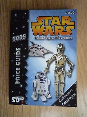 STAR WARS Action Figure Price Guide 2005 Collectors Catalogue