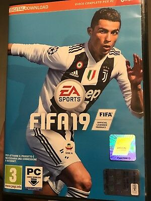 FIFA 19 per PC - ITALIANO digitale Origin