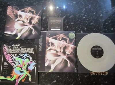 "Smashing Pumpkins ""Shiny and Oh So Bright"" Limited Glow in the Dark Vinyl"