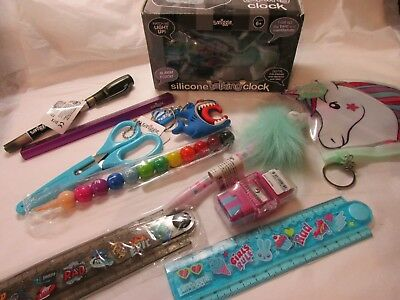 job lot of assorted smiggle items
