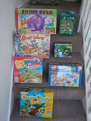 Board game bundle Job Lot. Good Condition.