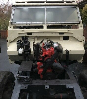 Land Rover Series 3 SWB Diesel Project