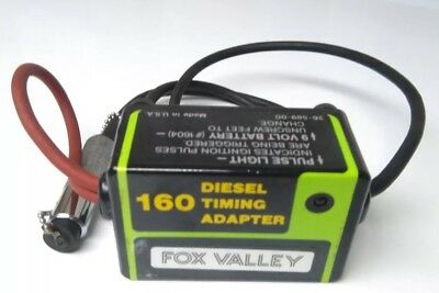 fox valley 160 diesel timing adapter