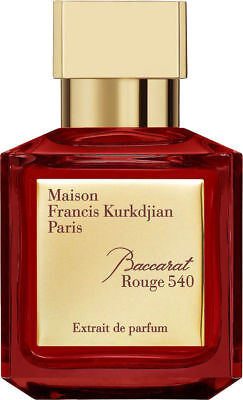 Francis Kurkdjian Baccarat Rouge 540 5Ml Travel Spray