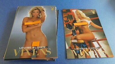 Non Sport Trading Cards 15 Different Playboy Vixens(2)