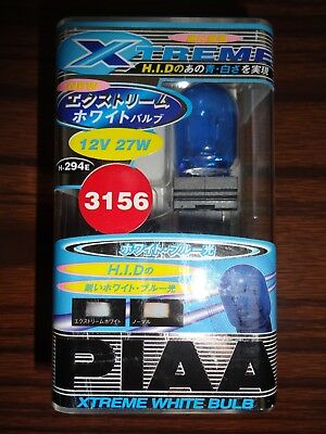 PIAA Xtreme White Bulb Type 3156 - Model H-294E - NEW - Inc. FREE Shpg. & Trkg.