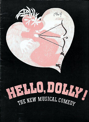 "Carol Channing in Original ""Hello, Dolly!"" 1964/David Burns/Photo of cut number"