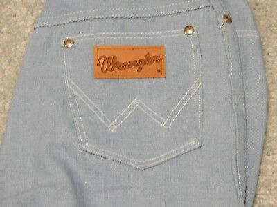 Vintage Misses Womens Wrangler High Waisted Denim Shorts  Size  5/6