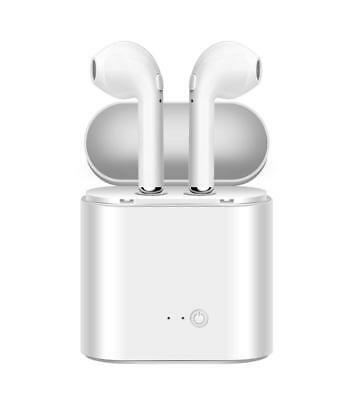 "New Wireless Bluetooth Earbuds Headphones. ""AirPods"" Android or Apple iPhone"