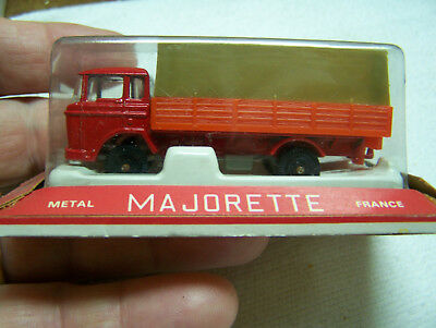 Very Rare Vintage Majorette 241 DAF Bache Truck MINT Factory Sealed Blister Box