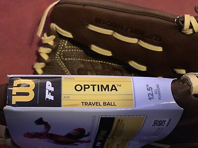 "Wilson A800 12.5"" Optima Fastpitch Mitt , Left Handed glove , Brand New!"