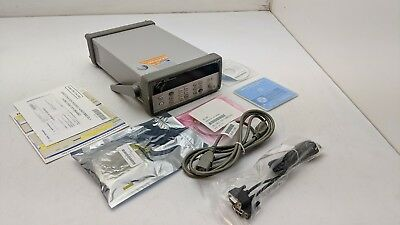 Agilent Keysight HP 34970A Data Acquisition Logger Switch 34903A 2x 34901A NEW!