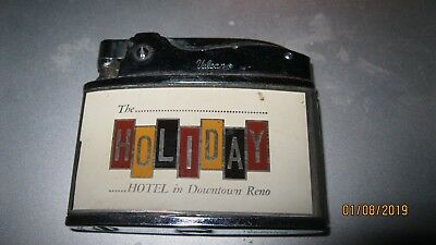 1964 Vintage Vulcon Lighter From Holiday Casino In Reno Nv. S.f.giants Schedule